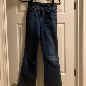 7 For All Mankind Women's Jeans Sz 24